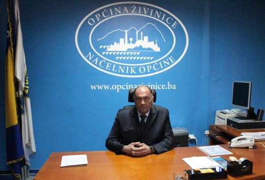 OPĆINSKI NAČELNIK: dr.sc. Samir Kamenjaković
