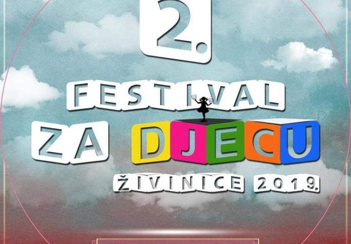"""U ponedjeljak počinje manifestacija """"Drugi festival umjetnosti za djecu, Živinice 2019"""""""