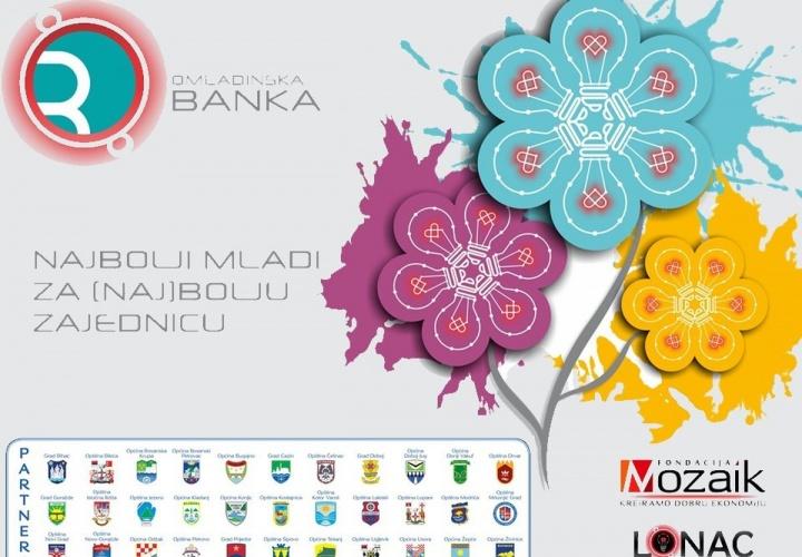 Treći poziv Omladinske banke za mlade poduzetnike i poduzetnice