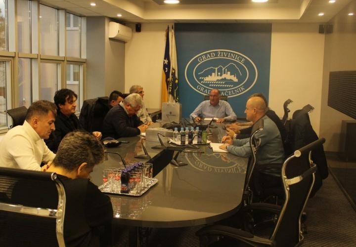 Održan sastanak vezi projekta izgradnje prvog Naučno tehnološkog parka u Gradu Živinice