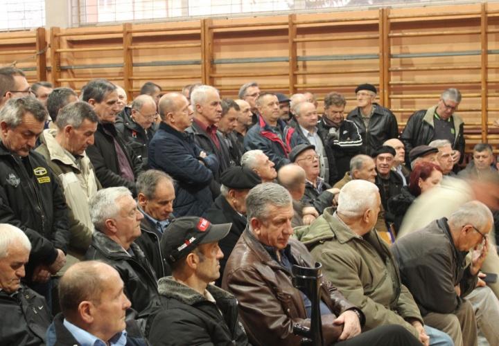 Održan zbor građana za mjesne zajednice Dubrave Donje i Dubrave Gornje