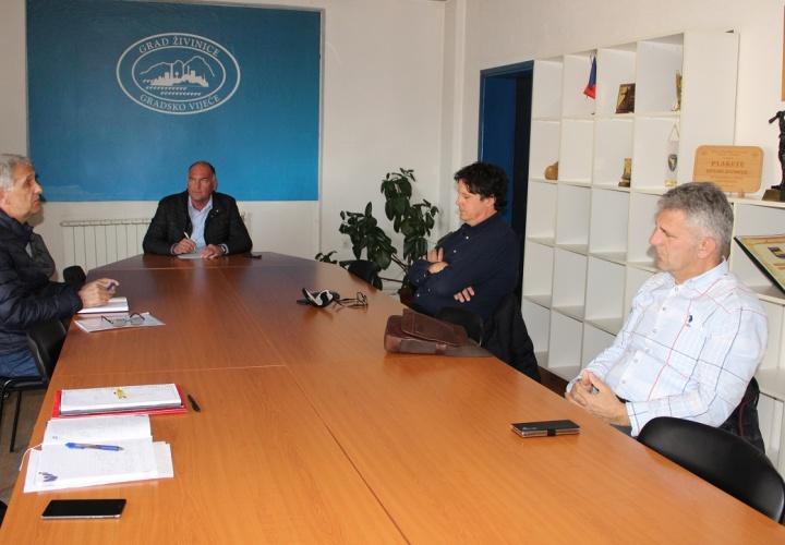 Održan sastanak sa predstavnicima Udruženja poslodavaca Grada Živinice