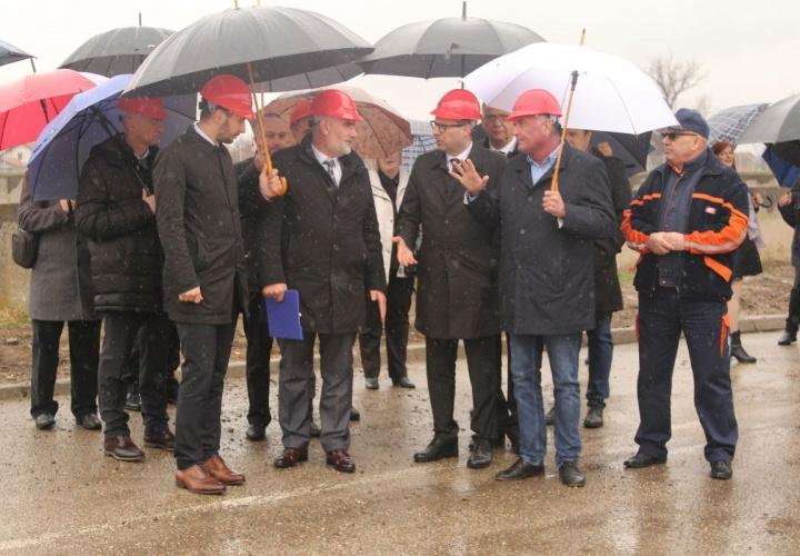 U Gradu Živinice svečano otvoreni terminali tečnih naftnih derivata Federacije