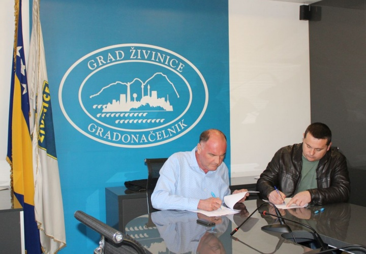 Potpisani ugovori za Program razvoja poduzetništva i podršku osnivanja preduzeća – Start-up