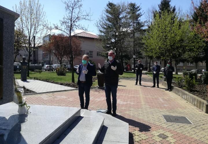 Obilježen Dan Armije Republike Bosne i Hercegovine u Gradu Živinice