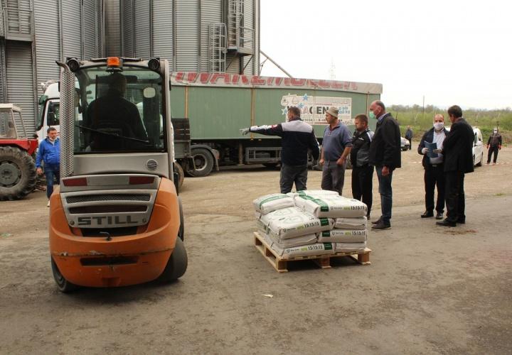 Počela realizacija programa podrške za poljoprivredne proizvođače