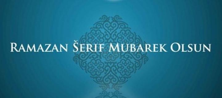 Čestitka povodom nastupanja mjeseca Ramazana
