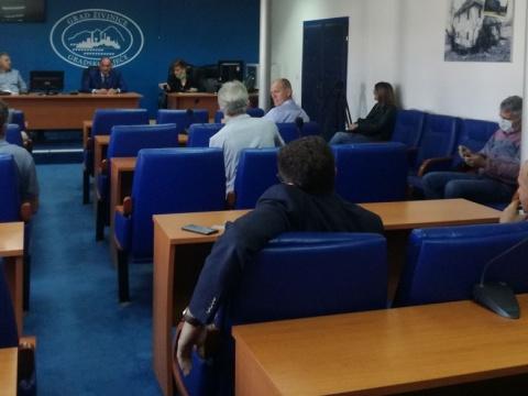 Održan prvi inicijalni sastanak sa Kriznim štabom za privredu na području Grada Živinice