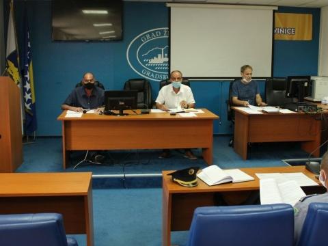 Održana redovna sjednica Gradskog štaba civilne zaštite