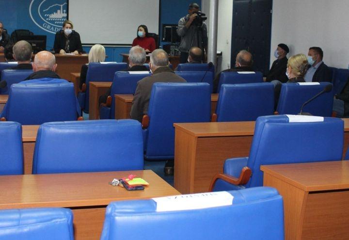 Održan prošireni sastanak sa Koordinacijom boračkih organizacija Grada Živinice