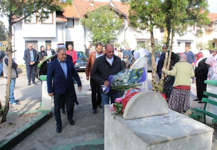 Obilježena godišnjica stradanja civila u naselju Karaula