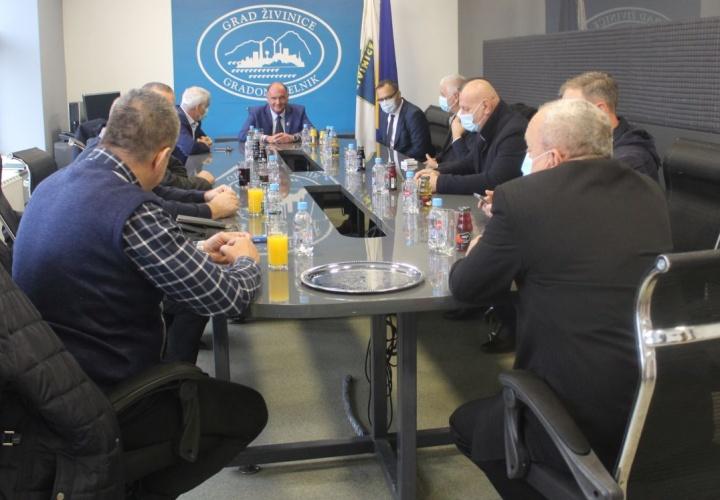 Upriličen prijem za dobitnike najvećih ratnih priznanja sa područja Bosne i Hercegovine