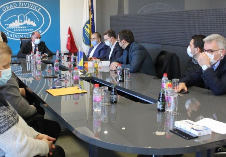 Na području Grada Živinice počinje realizacija projekta u vrijednosti 70 miliona KM